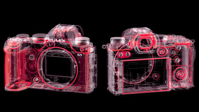 Panasonic Lumix S5: Neue Vollformat-Systemkamera©Panasonic