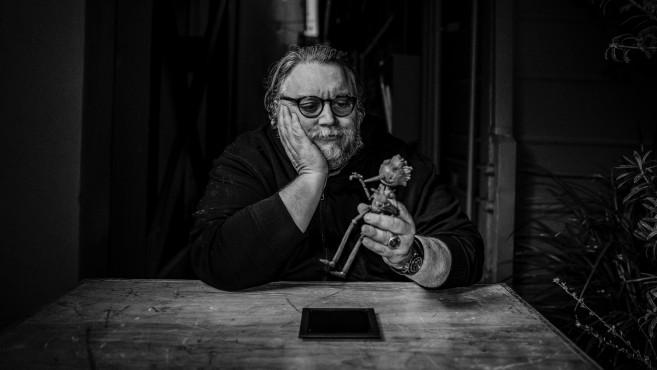 Guillermo del Toro©Netflix