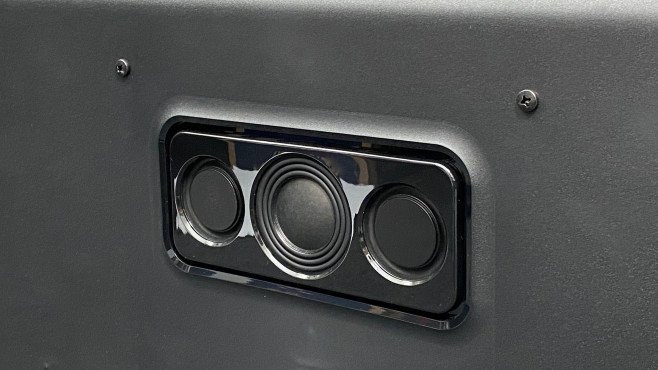 Der Philips OLED805 gefiel im Test mit guter Klangqualität.©COMPUTER BILD