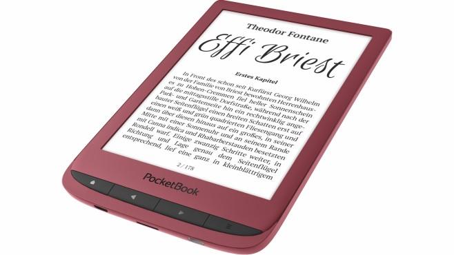 eBook-Reader Pocketbook Touch Lux 5©Pocketbook