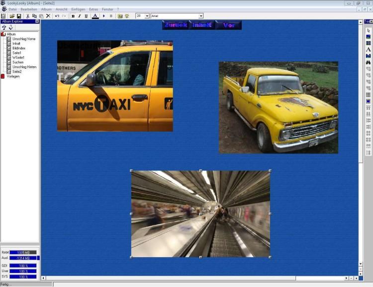 Screenshot 1 - LookyLooky