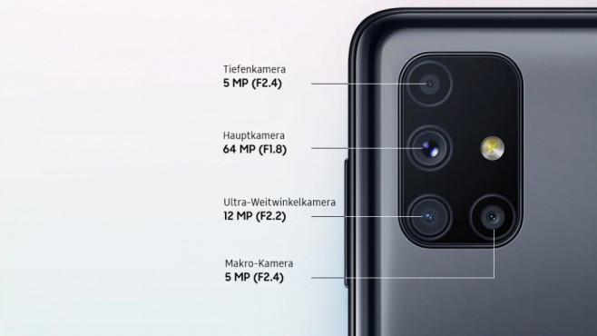 Samsung Galaxy M51©Samsung