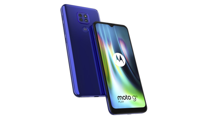 Motorola Moto G9 Play©Motorola, Lenovo
