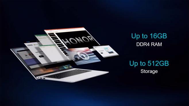 Honor MagicBook Pro©Honor