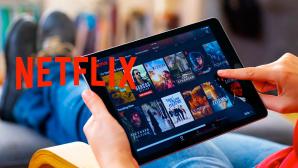 Netflix-Streaming-Angebot auf einem Tablet©Netflix,  iStock.com/hocus-focus