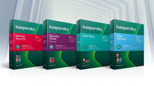 Kaspersky-Produkte 2021©iStock.com/Galina Shafran