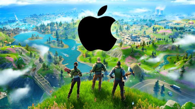 Epic Games vs. Apple©Epic Games / Apple