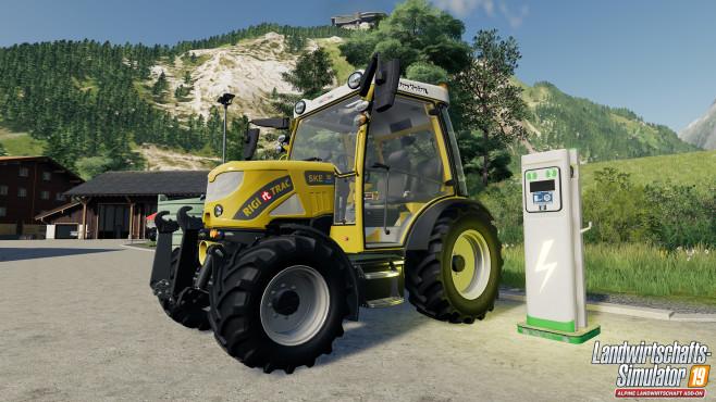 Landwirtschafts-Simulator 19©Astragon Giants
