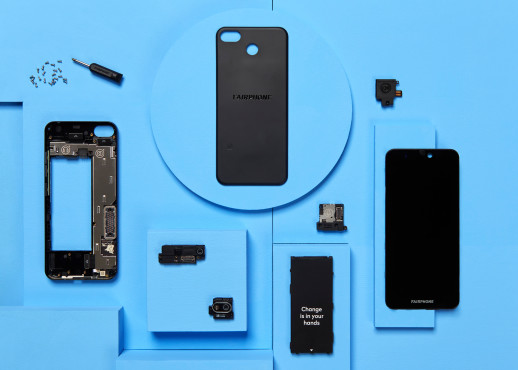 Smartphone Fairphone 3©Fairphone