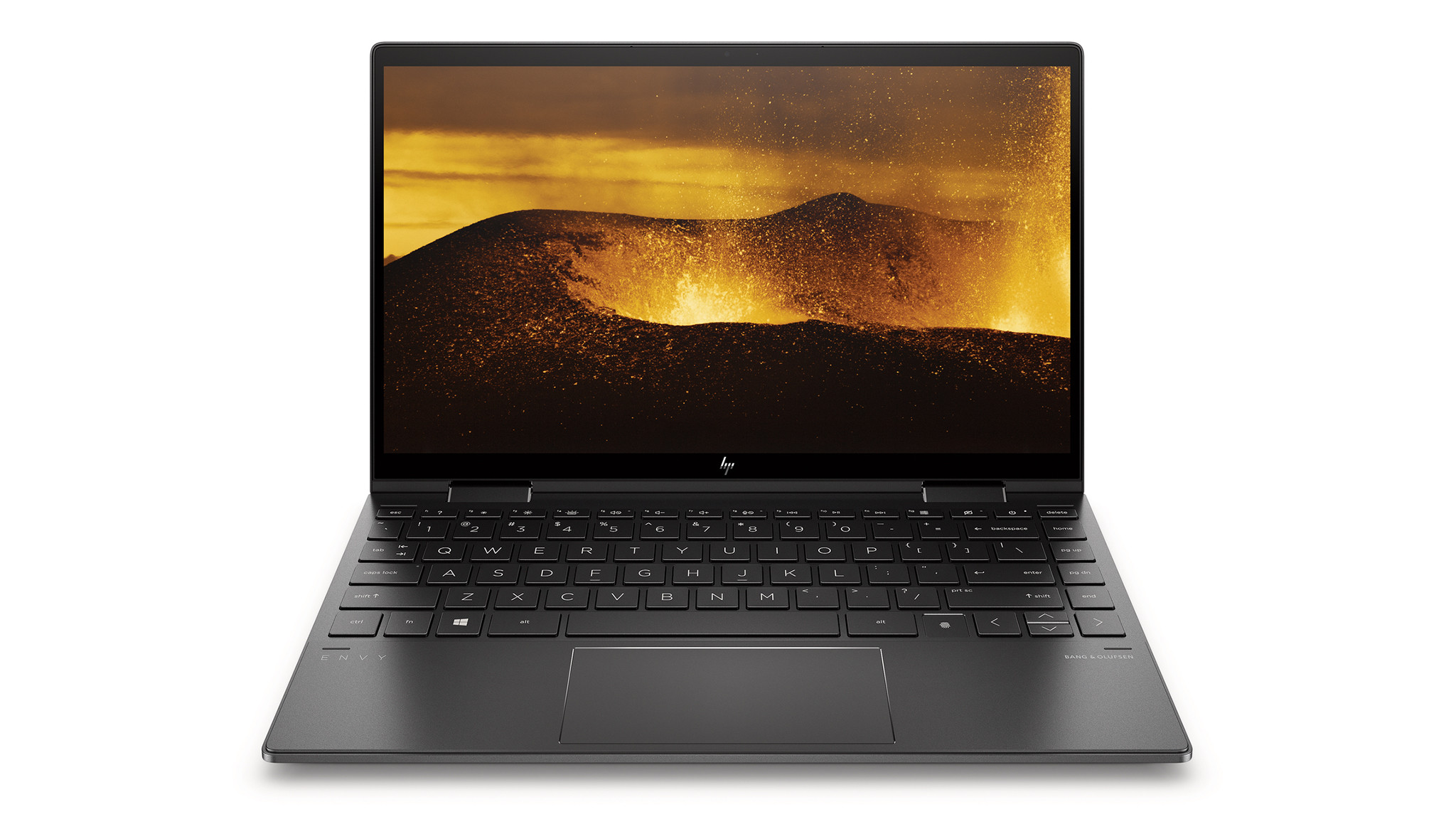 HP Envy 13 x360 (2020) im Test©HP