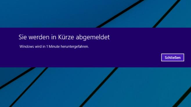 Windows 7/8/10: Was ist ein Parameter am PC? Die besten Tipps für CMD & Co. Das automatische Herunterfahren brechen Sie mit shutdown -a ab.©COMPUTER BILD