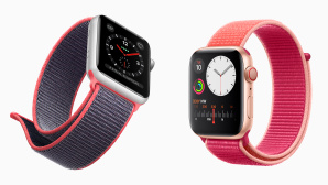 Apple Watch 3 und Apple Watch 5 © Apple