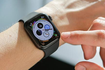 Watch Series 4 GPS + Cellular