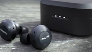 Die True Wireless Kopfh�rer von Philips fallen vergleichsweise g�nstig aus©Philips