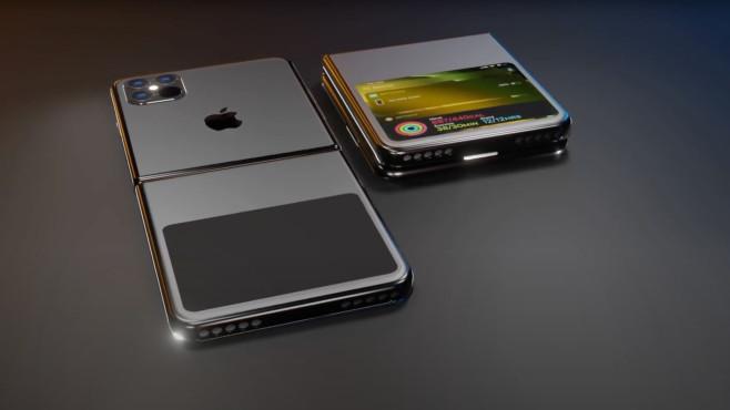 iPhone 12 Flip©Youtube/CONCEPTSIPHONE