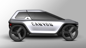 """Canyons """"Future Mobility Concept""""©Canyon"""