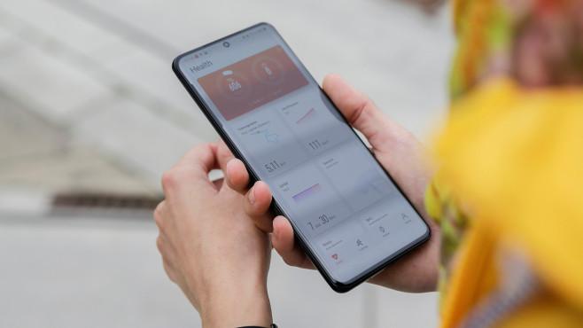Honor Watch GS Pro: Test Die App Huawei Health gibt es für Android-Smartphones über die Huawei App Gallery.©COMPUTER BILD