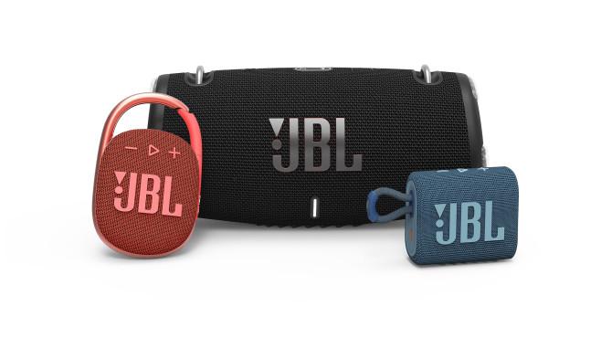 IFA 2020: JBL Go 3, Xtreme 3 und Clip 4©JBL
