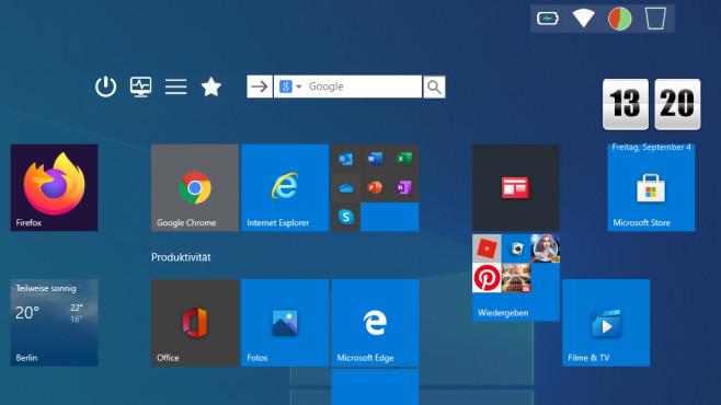 Windows 10 Im Windows 7 Look