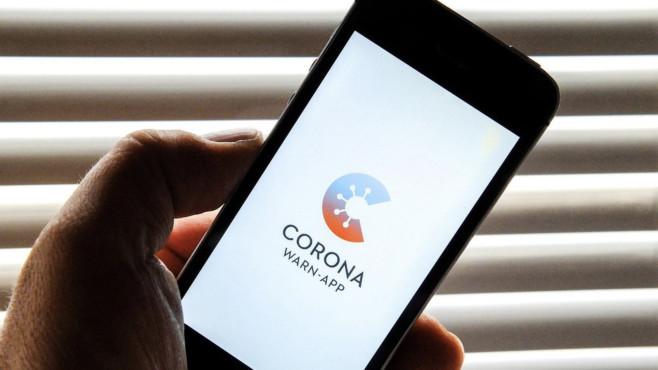 Corona-Warn-App©RKI / Computer BILD