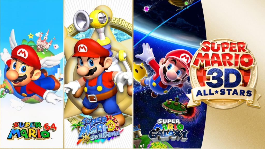 Super Mario 3D All-Stars: Drei Klempner-Klassiker in einem