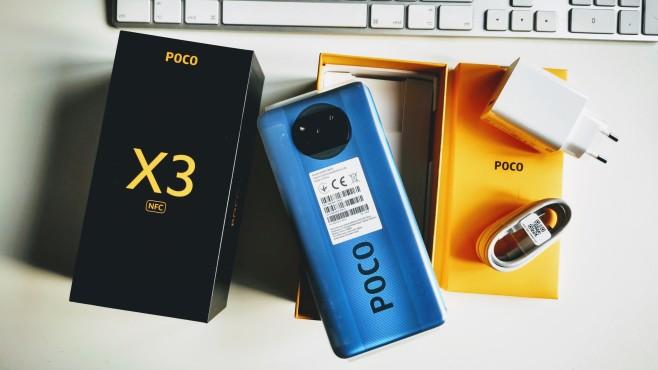 Poco X3©COMPUTER BILD / Michael Huch