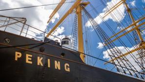 Viermaster Peking©Jan Sieg / Hafenmuseum Hamburg