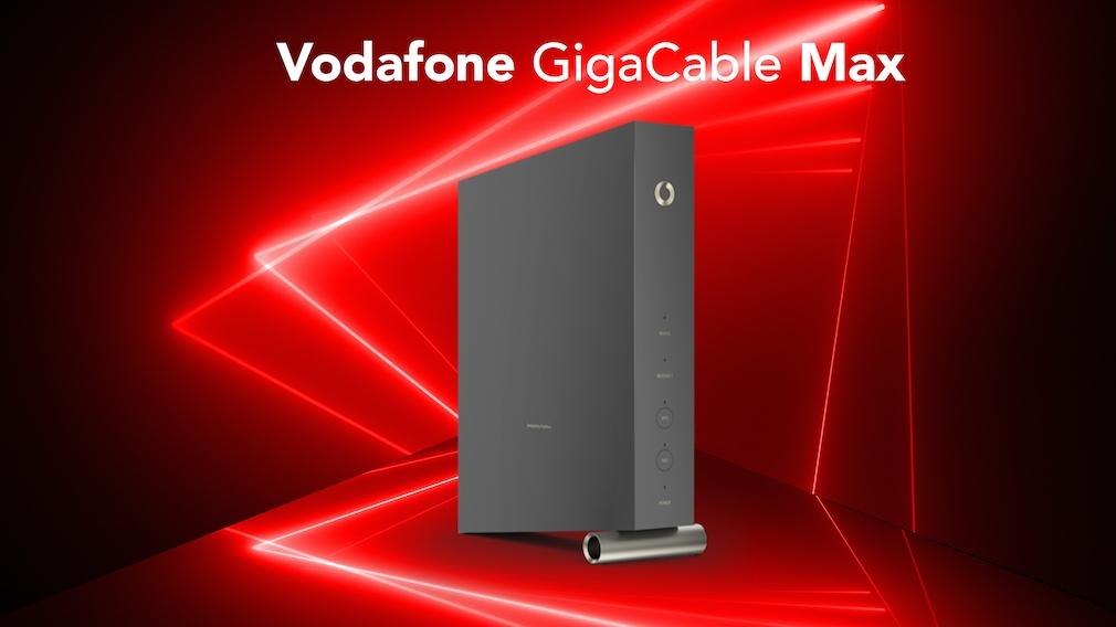 Vodafone GigaCable Max