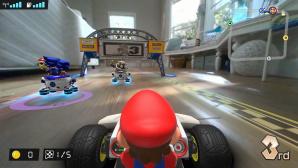 Mario Kart Live Screenshot©Nintendo
