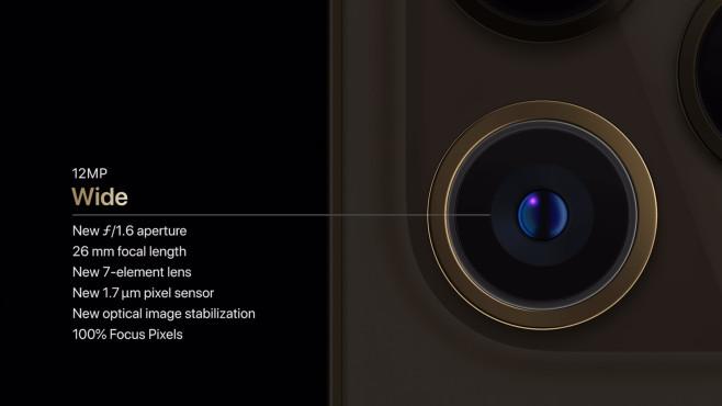 iPhone 12 Pro: Kamera©Apple