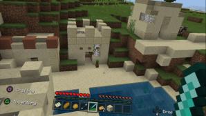 Szene aus Minecraft©Mojang Studios