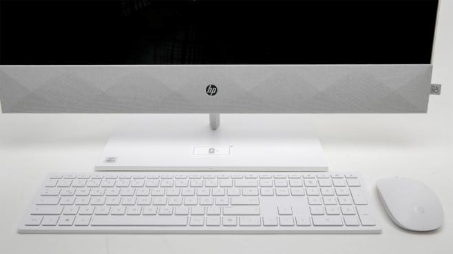 HP Pavilion 27-d Tastatur Maus©HP