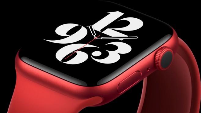Apple Watch Series 6©Apple