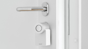 Nuki Smart Lock 2.0 in weiss © Nuki