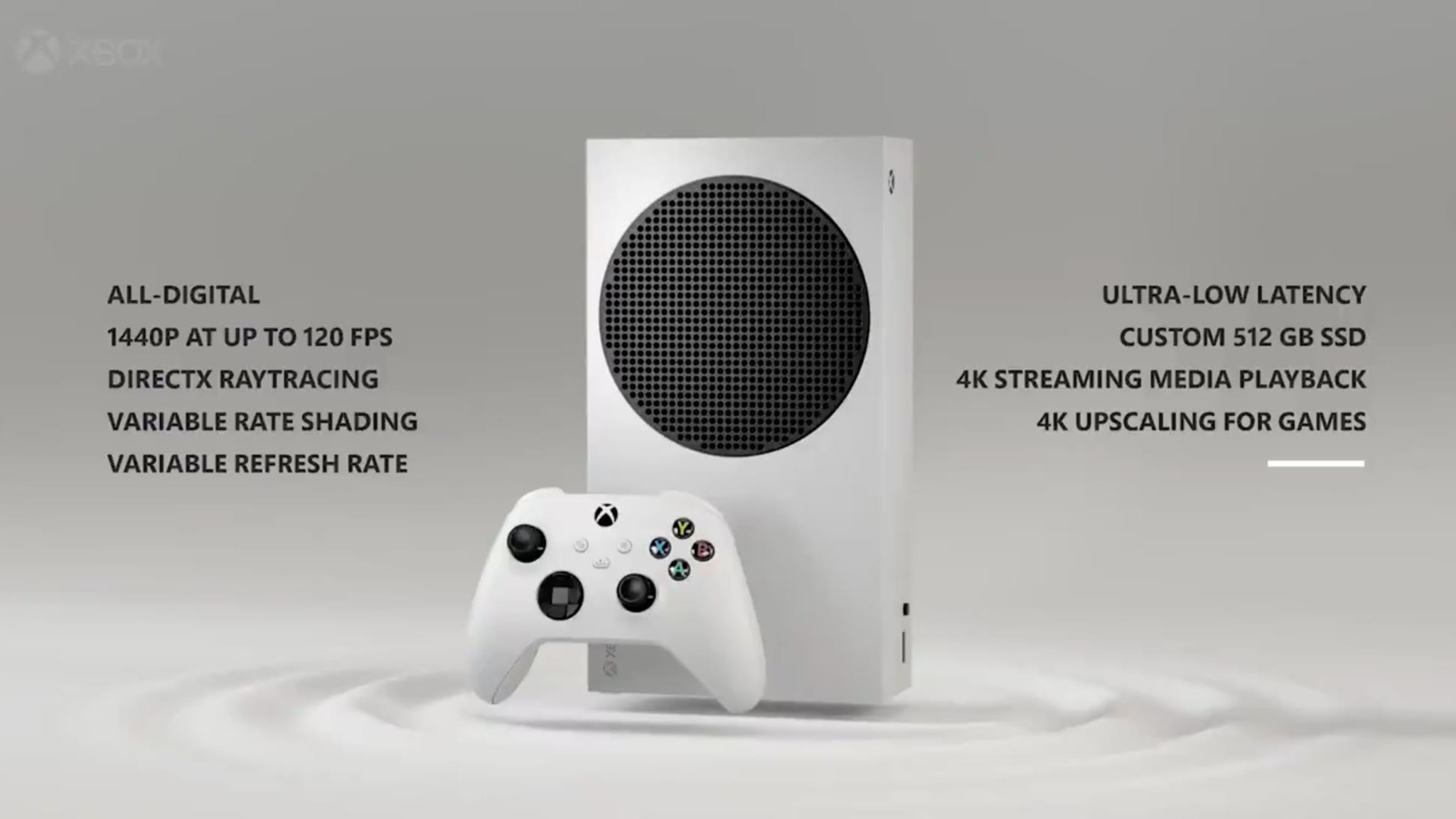 Xbox One S Technische Daten