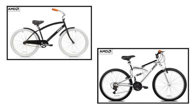 AMD-Fahrräder©AMD