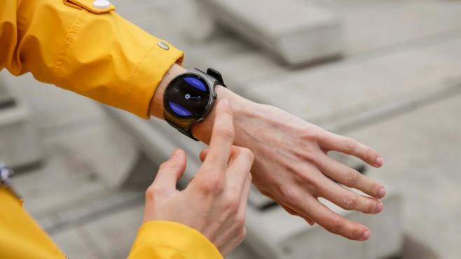 Huawei Watch GT 2 Pro©COMPUTER BILD
