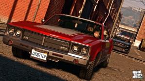 Die Straßen von Los Santos©Rockstar Games