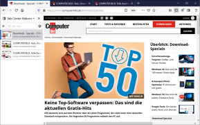 Tab Center Reborn für Firefox