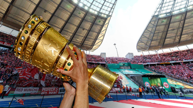 DFB-Pokal©TF-Images /gettyimages
