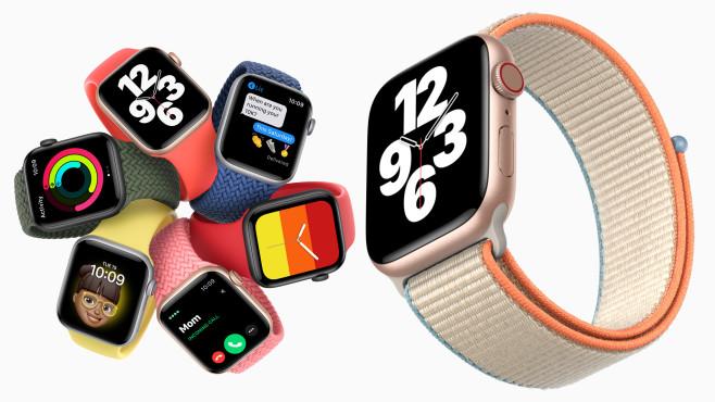 Apple Watch SE©Apple