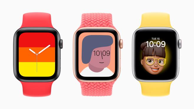 Apple Watch SE Farben©Apple