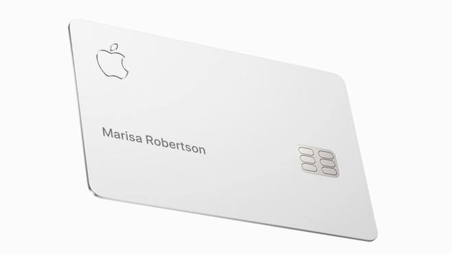 Apple Card©Apple