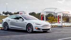 Tesla Schnelllades�ulen©Tesla