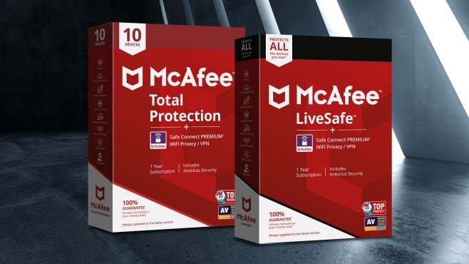 McAfee-Software©McAfee, iStock.com/ivanmollov