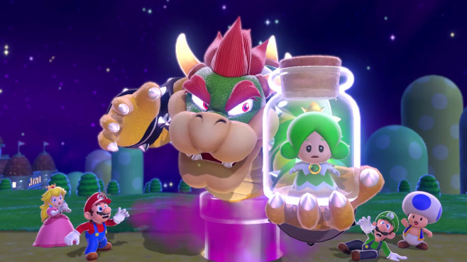 Super Mario Bros. Bowser©Nintendo