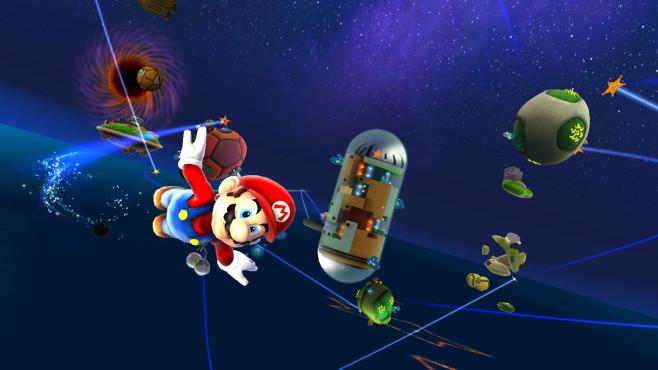 Super Mario Galaxy©Nintendo