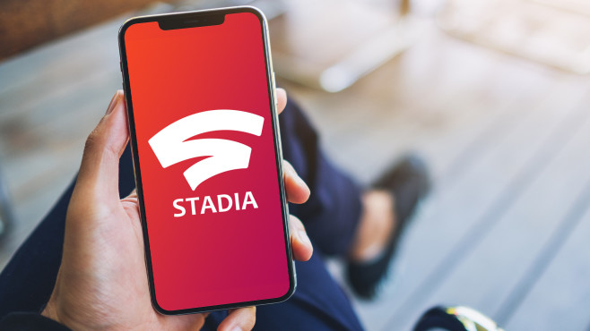 Stadia bald auch für iOS©iStock.com/Farknot_Architect