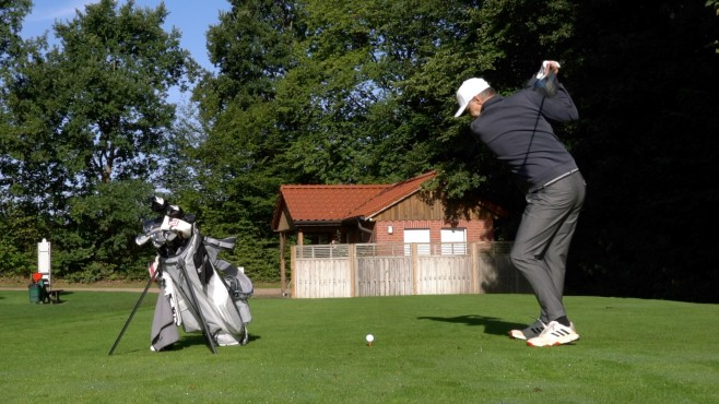 Golf Abschlag©COMPUTER BILD