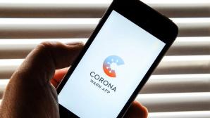 Corona-Warn-App auf Handy©SAP